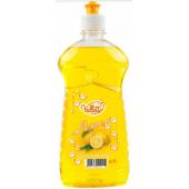 Жидкость для мытья посуды Valletto lemon 0.5L