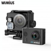 Экшн камера Wimius L2 4K Ultra HD Action