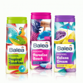 Гель для душа Balea Paradise Beach 300 ml.