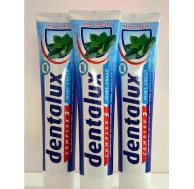 Зубная паста Dentalux Mint Fresh 125мл