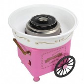 Аппарат для сахарной ваты Carnival - Cotton Candy Maker на колесиках
