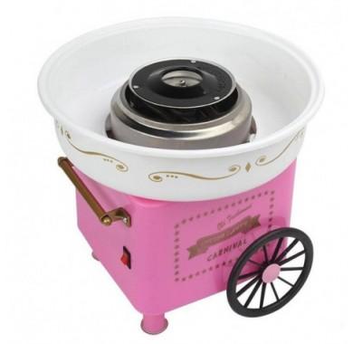 Аппарат для сахарной ваты Carnival Cotton Candy Maker на колесиках